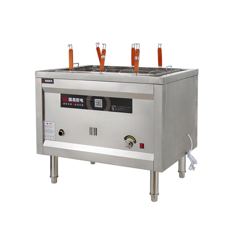 方型多功能节能冒菜炉-燃气